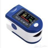 60 ريال جهاز قياس نسبة الأكسجين في الدم