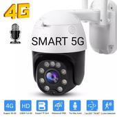 كاميرا لاسلكية متحركة شريحة4G تطبيق عربي