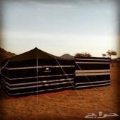 مخيم للايجار نهاية شارع الامام مسلم_ العزيزية