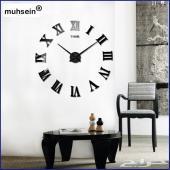 ساعة حائط ثري دي 3D بيع بالمفرد بسعر الجملة