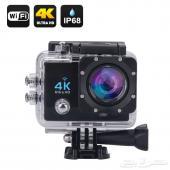 كاميرا رياضية بجودة 4K