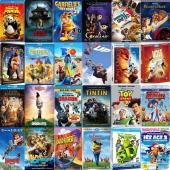 هاردسيك جديد  أفلام كارتون لاطفال للبيع