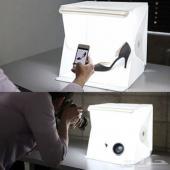 الان صور منتجاتك مع خيمة واستديو التصوير