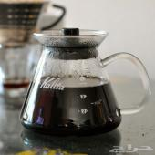 مجموعة تحضير القهوة المختصة من ( كاليتا )
