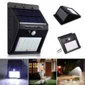 لمبة LED تعمل بالطاقة الشمسية