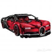 سيارة بوغاتي شيرون - مجسم تركيب جديدة