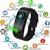 ساعة QW18 Fitness Bracelet Smart الذكية