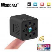 كاميرا مراقبة مخفية بحجم صغير 2 سم بالجوال