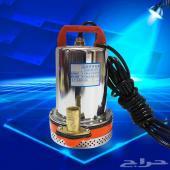 مصخة ماء 100لتر في الدقيقه تعمل على 12V