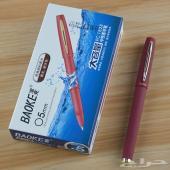 علبة 12 قلم توقيع فاخر باوكيه  BAOKE