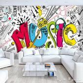 ورق حائط 3D ولوحات جدارية