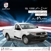 دودج رام GL 1200 موديل 2019. قمة البرج