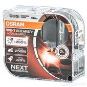 D3S OSRAM NIGHT BREAKER LASER