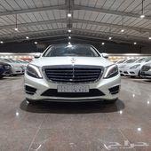 مرسيدس S400 2015 بسعر مميز