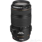 Canon Lens EF 70-300mm f4-5.6 IS USM Lens