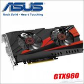 GTX 960 asus