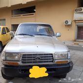 سياره لاندكروزر موديل 90