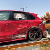 بورش كايين جي تي اس 2013 مصدوم Cayenne GTS