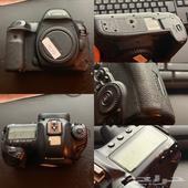 كاميرا Canon 5D IV مع تحديث مدفوع