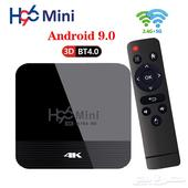 رسيفر tv box h96 mini