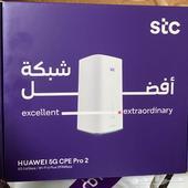 راوتر 5G هواوي يدعم جميع الشرايح