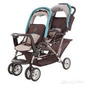 عربة اطفال كرسيين جراكو graco stroller
