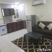 شقة مفروشة ومجهزة للايجار وجديدة