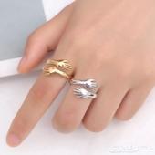 خاتم العناق
