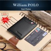 محفظة جيب رجالية ماركة ( William Polo )