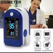 جهاز قياس نسبة الاكسجين بالدم