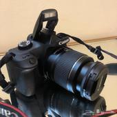 كاميرا كانون 4000d