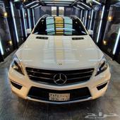 Mercedes ML63 AMG 2015