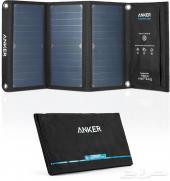 شاحن انكر بالطاقة الشمسية المطور بقدرة 21w