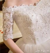فساتين زفاف تصاميم واسعار ابتداء من 399
