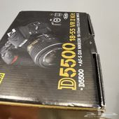 كاميرا نيكون Camera nikon d5500