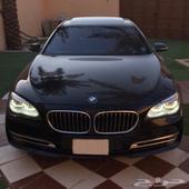 بي ام دبليو موديل 2014 BMW 750Li