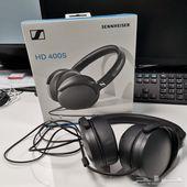 سماعة سنهايزر Sennheiser HD 400S نظيفة جدا