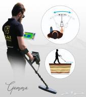 جهاز كشف الذهب 2020 بالنظام التصويري 3D غاما