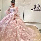 فستان شبكة.