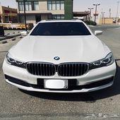 بي ام دبليو BMW 730Li 2017 خليجي
