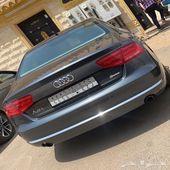 البيع اودي سعودي 2012 بدي وكاله ماشي 176 الف