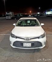 أفالون 2017 ليمتد فل سعودي جديد عداد 591 KM