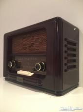 للبيع راديوهات خشبية