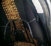 مسند كرسي السيارة (راحةوتهوية الظهرمن التعرق)