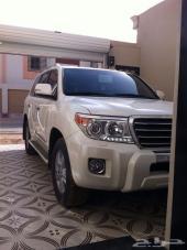 لاندكروزر 2014 للبيع فل كامل سعودي 8سلندر