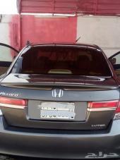 للبيع هوندا اكورد 2012