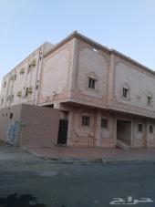 عمارة للبيع شبه جديدة في زهرة العمرة