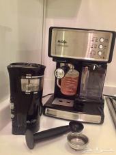 جهاز قهوة للبيع ماركة mr.coffee