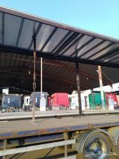 تصنيع وتركيب ستاير لكل انواع السطحات والمقطور