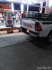 تويوتا هيالوكس غمارة دبل16 سعودي ماشي 43الف
